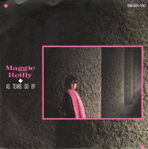 Cover - Maggie Reilly: As Tears Go By
