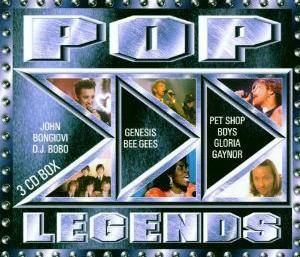 Pop Legends - Cover