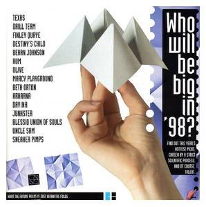 Who Will Be Big In '98? - Cover