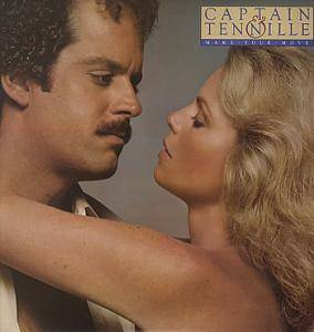 Cover - Captain & Tennille: Make Your Move