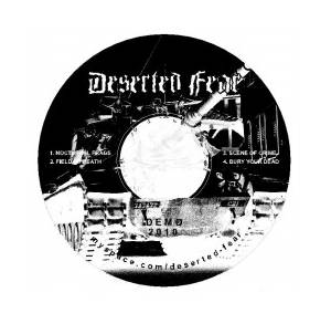 Deserted Fear: Demo 2010 - Cover