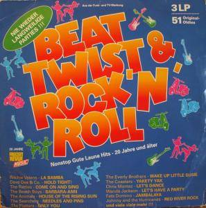 Beat, Twist & Rock'n' Roll - Cover