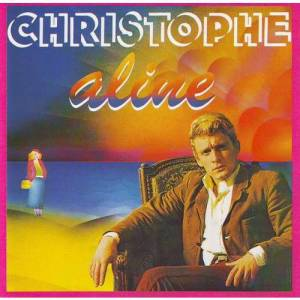 Cover - Christophe: Aline