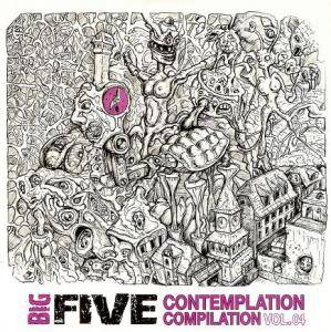 Cover - Bad Nenndorf Boys: Big Five #08 - Contemplation Compilation Vol. 04