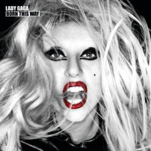 Lady Gaga: Born This Way - Cover