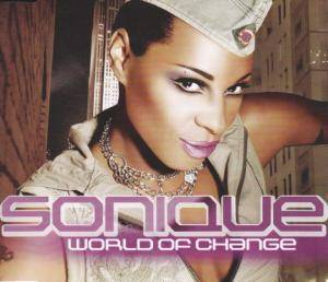 Cover - Sonique: World Of Change