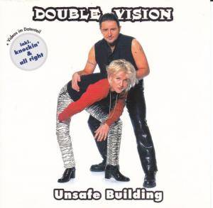 Cover - Double Vision: Unsafe Building