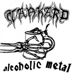 Tankard: Alcoholic Metal - Cover