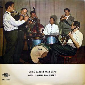 Cover - Chris Barber's Jazzband: Ottilie Patterson Énekel