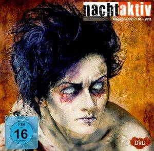 Cover - Distorted Memory: Nachtaktiv Magazin-DVD // 03 - 2011