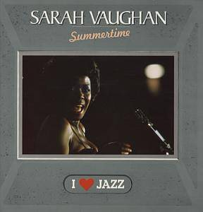 Cover - Sarah Vaughan: Summertime