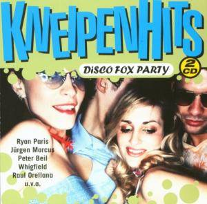 Cover - Candy Girls: Kneipen Hits - Disco Fox Party