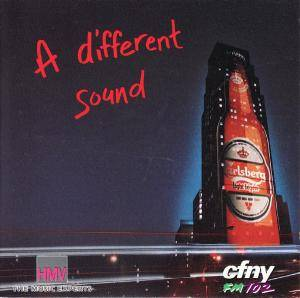 Cover - Wendys, The: Different Sound [HMV / cfny FM], A