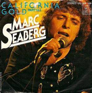 Cover - Marc Seaberg: California Gold Part 1 & 2