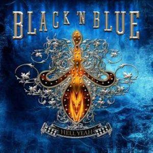 Black'n Blue: Hell Yeah! - Cover