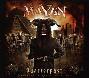 Mayan: Quarterpast - Cover