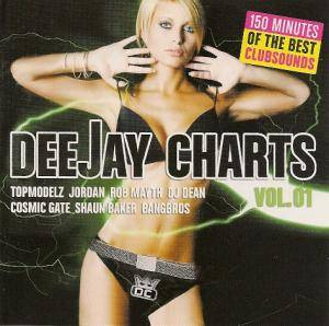 Cover - DJ Digress: Deejay Charts