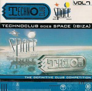 Cover - Global Cee: Techno Club Vol. 07 - Techno Club Goes Space (Ibiza)