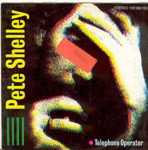 Cover - Pete Shelley: Telephone Operator