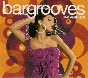 Cover - Shapeshifters: Bargrooves - Bar Anthems