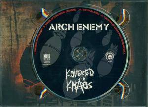 Arch Enemy: Khaos Legions (2-CD) - Bild 6