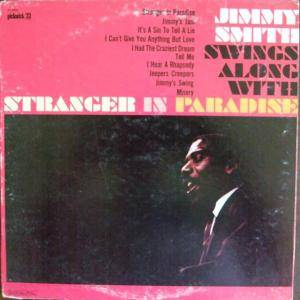 Cover - Jimmy Smith: Stranger In Paradise