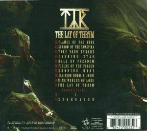 Týr: The Lay Of Thrym (CD) - Bild 2