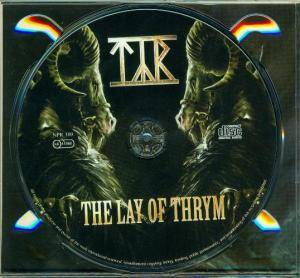 Týr: The Lay Of Thrym (CD) - Bild 10