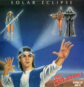 Cover - Creatures, The: Solar Eclipse