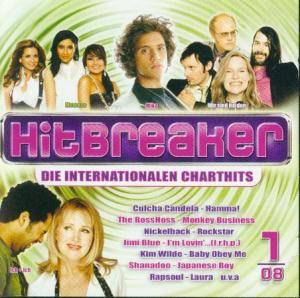 Cover - Azad Feat. Adel Tawil: Hitbreaker 1/2008