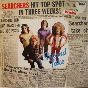 Cover - Searchers, The: Second Take