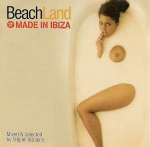 Cover - Stargazer: Beachland - Made In Ibiza 2010