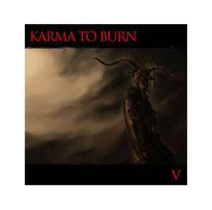 Karma To Burn: V - Cover