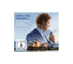 Cover - Simply Red: Farewell Live In Concert At Sydney Opera House