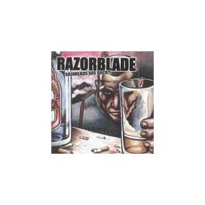 Cover - Razorblade: Skinheads Are Back!!