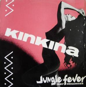 Kinkina: Jungle Fever - Cover