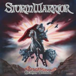 Cover - Stormwarrior: Heathen Warrior
