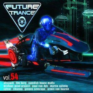 Future Trance Vol. 54 - Cover