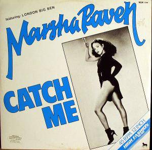Marsha Raven: Catch Me - Cover