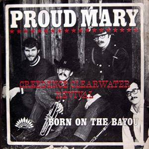 Creedence Clearwater Revival: Proud Mary - Cover