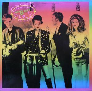 The B-52's: Cosmic Thing (LP) - Bild 3