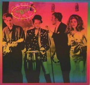 Cover - B-52's, The: Cosmic Thing
