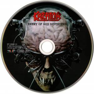 Kreator: Enemy Of God Revisited (CD + DVD) - Bild 3