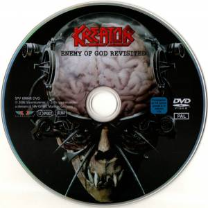Kreator: Enemy Of God Revisited (CD + DVD) - Bild 5