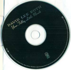 David Lee Roth: Your Filthy Little Mouth (CD) - Bild 4