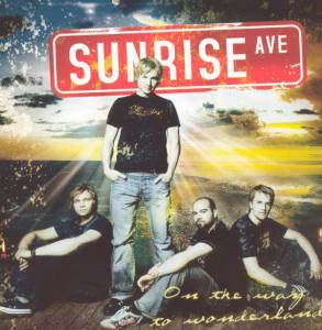 Cover - Sunrise Avenue: On The Way To Wonderland
