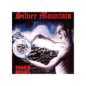 Silver Mountain: Shakin' Brains - Cover