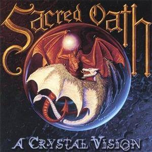Sacred Oath: Crystal Vision, A - Cover