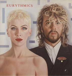 Eurythmics: Revenge (LP) - Bild 1