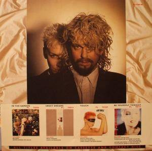 Eurythmics: Revenge (LP) - Bild 4